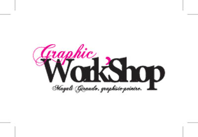 Graphic WorkShop Recto Cartes De Visite